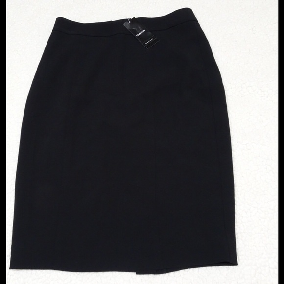 f806031b459268 bebe Skirts | Black Uptown Pencil Skirt K1 Size 2 12500 | Poshmark