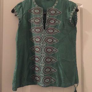 🎀🎀Bcbg maxazria rare silk top