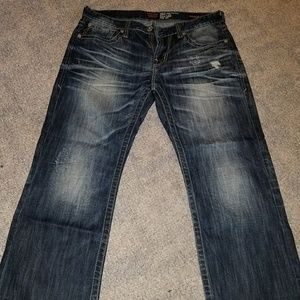 Mens Salvage Jeans