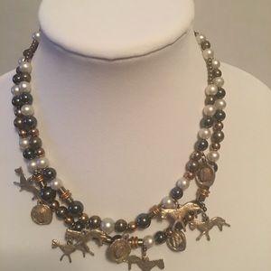 Jewelry - 🐎SALE🐎  Vintage Unique Handmade Necklace