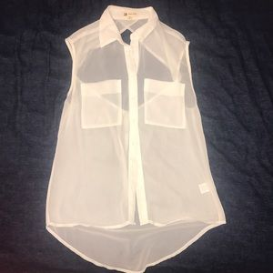 Necessary Clothing Top Size Small