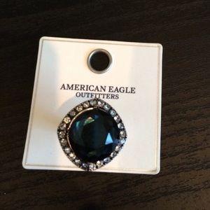 Beautiful AE stone ring