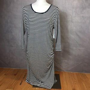 Women's Liz Lange Maternity NWT Sz M Target Dress