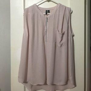 Valette Soft Pink Blouse