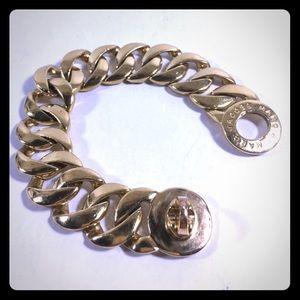 Marc by Marc jacobs chain link bracelet