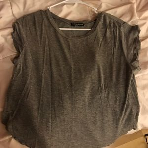 Brandy gray t-shirt