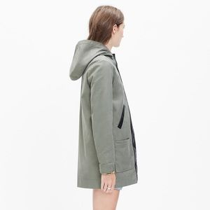 Madewell Jackets & Coats - Madewell X Sezane Hooded Parka