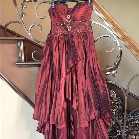Dresses Copper Formal Dress Poshmark