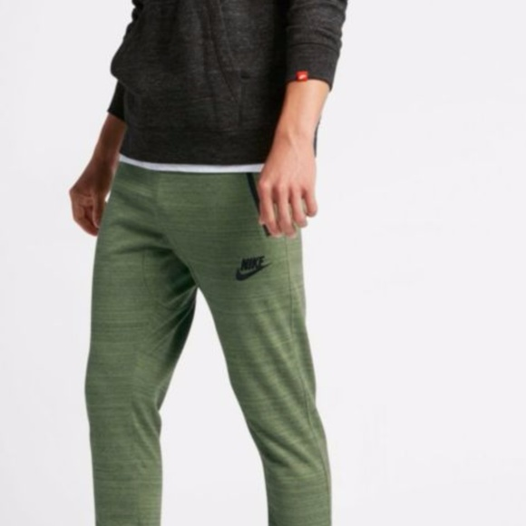 40d022692700d Nike Pants | Mens Sportswear Advance 15 Knit Jogger | Poshmark