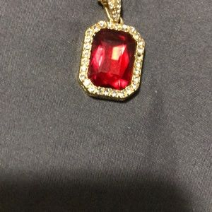 Other - Ruby Necklace