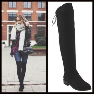 Shoes - 4TH RESTOCK‼️Over the Knee Flat Boots