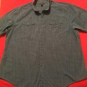 Shirt size 18-181/2 VAN-HEUSEN!