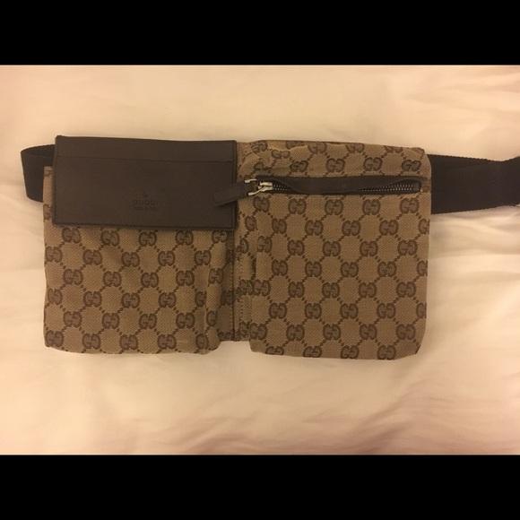 4c43d8c1a4b Gucci Handbags - Gucci Fanny Pack