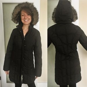 Eddie Bauer Goose Down Coat