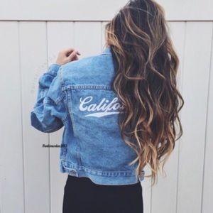 Ven♏️o $80 ONLY Brandy Melville denim jacket