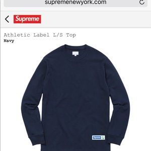 Supreme Athletic Label