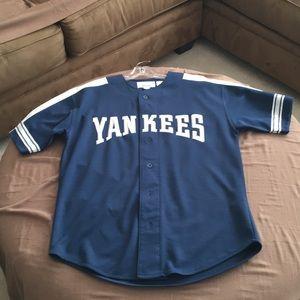 STARTER Tops - Yankees Jeter Jersey