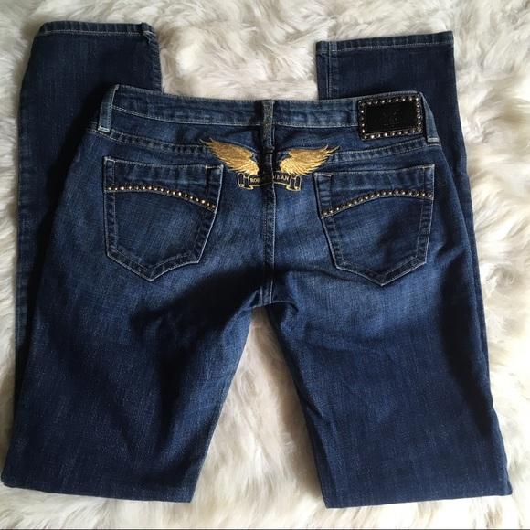 Robin's Jean Jeans - Robin's Marilyn Straight Leg Jeans