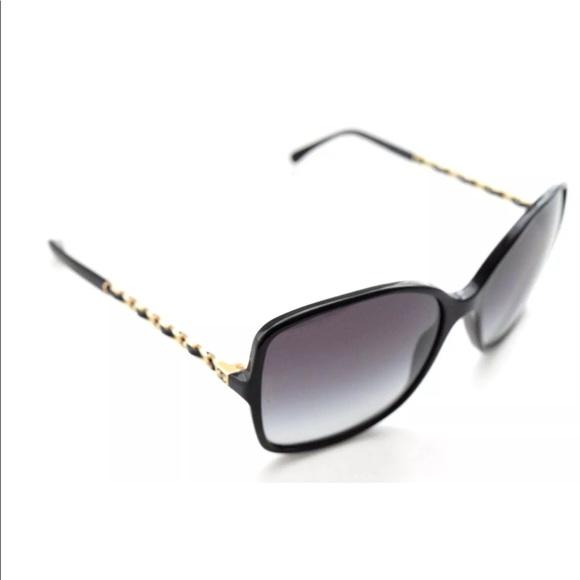 12c91a92af ... CHANEL Accessories Square Winter 5120q Sunglasses Poshmark