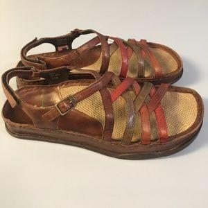 3f326ea7200 Earth Shoes - 🎉SALE! Earth Oasis leather sandals