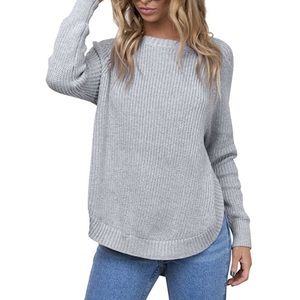 Sweaters - Heather gray raglan sweater