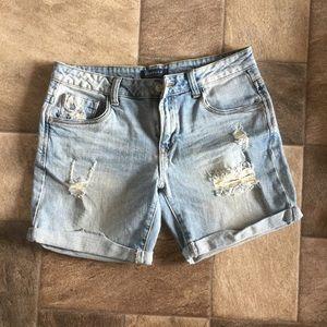 Just USA boyfriend shorts