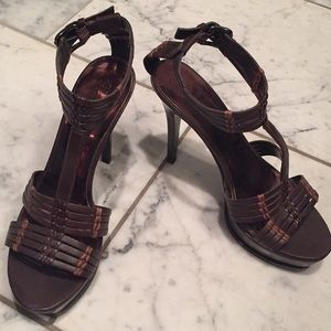 Guess by Marciano Brown Heels