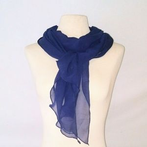 Accessories - 💙 Sheer Wrap Scarf #hundredsofscarves