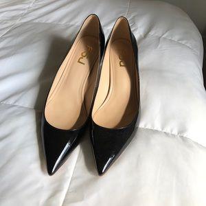 Shoes - Beautiful pair of patent kitten heels!