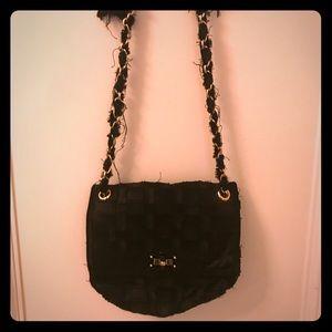 Lanvin black shoulder bag