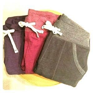 Pants - NEW The Limited/Eddie Bauer-Bundle of three pants