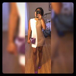 Dresses & Skirts - Amii Redefine color block cami