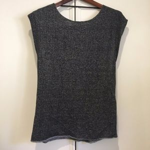 Urban Outfitters Open Back Twist Muscle Tee