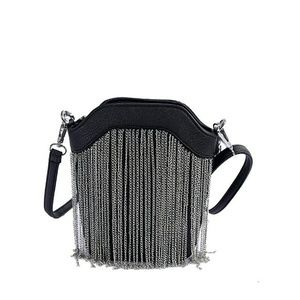 Handbags - 💥HP💥THE MELISSA SMALL BUCKET CHAIN BAG
