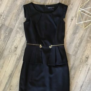 Offers Welcome: Antonio Melany Peplum Dress