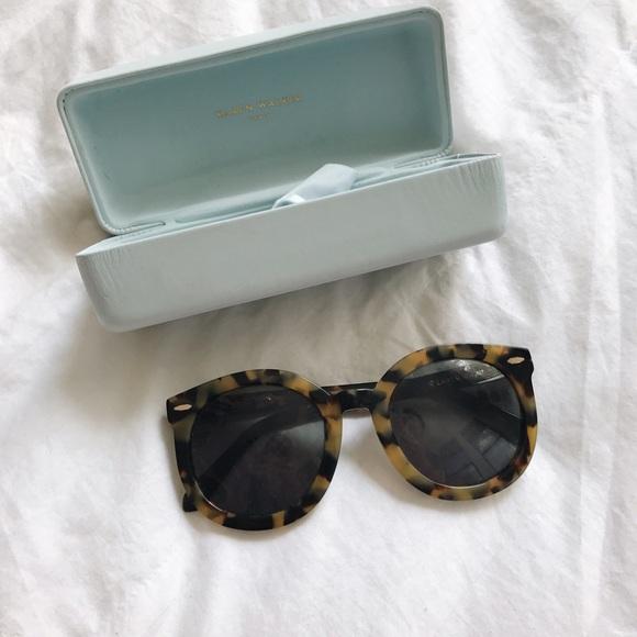 7b7a1cb3e8ac Karen Walker Accessories - Karen Walker Super Duper Super Strength  Sunglasses