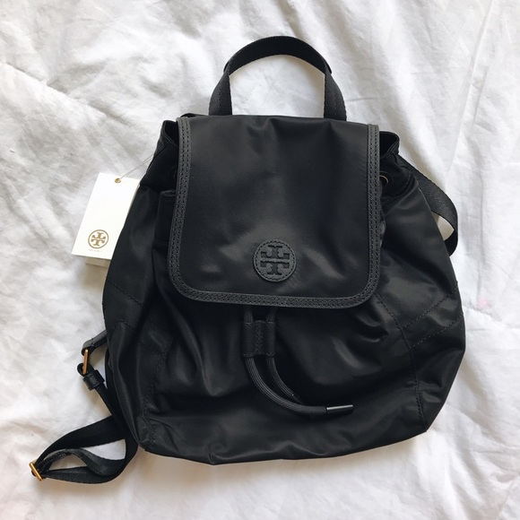 f2ab5060d91 Tory Burch Scout Nylon Small Backpack