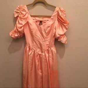 80s Prom Dress!