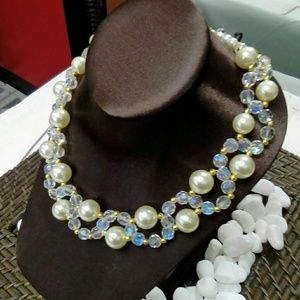 Deja Vous Jewelry - NWT Faux Pearl Necklace