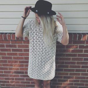 •CROCHET DRESS•