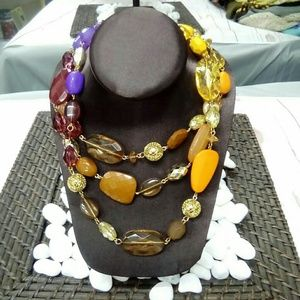 Deja Vous Jewelry - NWT Multi String Necklace