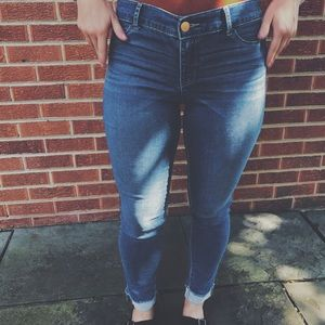 •JUICY COUTURE JEANS•