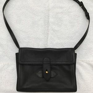Madewell Black Sketchbook Bag
