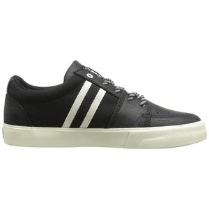 HUF-Pepper Pro Skate Shoe Oiled Black Leather 11