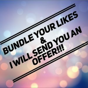 Accessories - Come shop with me!!!! Bundle your likes!!!