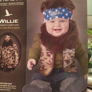 Willie of duck dynasty Halloween Costume