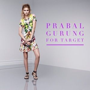 Prabal Gurung Target: Tropical Floral Orchid Dress