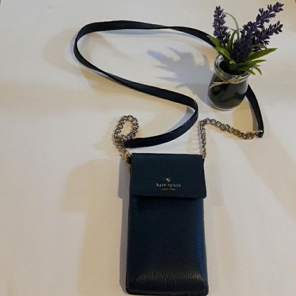 newest 3b9bc 7d5da Kate Spade Crossbody phone case