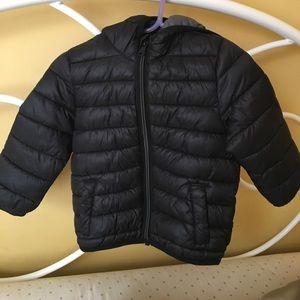 Baby fall jacket