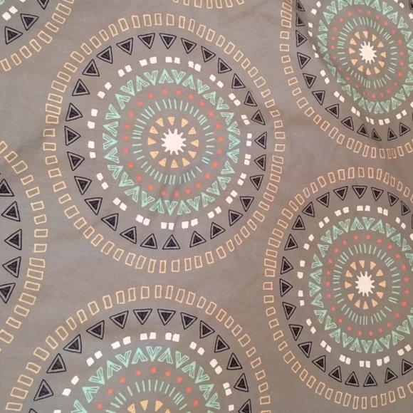 New Tribal Print Shower Curtain M 59af1710ea3f363e6900d6ca